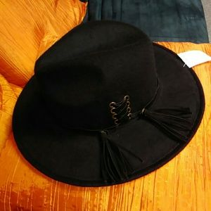 Cappeli tassel Panama hat